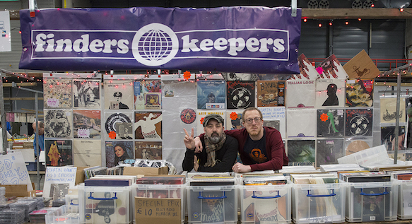 sFINDERS KEEPERS RECORDS